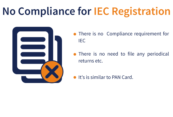IEC License does not need to file any returns to the DGFT department.
